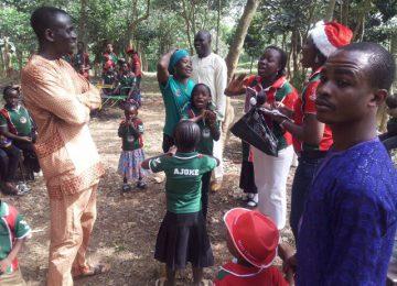 Christmas Camp 6