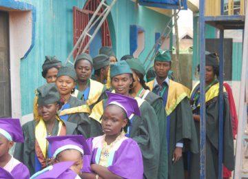 Maiden Graduation 1