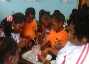 Arish Kids Activities Week and Construction Works 17